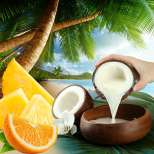 Coconut Candle and Soap Making Supplies: Coconut Coast Fragrance Oil