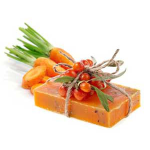 Frosted Pumpkin Type Fragrance Oil soap recipe
