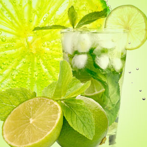 Mixed Drink Fragrance Oils for Summer Mojito Fragrance Oil