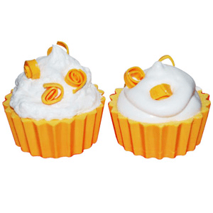 How to Make Soap for Kids: Orange Cream Cupcake Soap Recipe