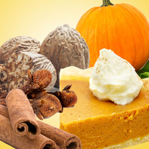 Pie Fragrance Oils: Pumpkin Pie Spice Fragrance Oil