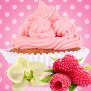 Raspberry Fragrance Oils: Raspberry Cream Cupcake Fragrance Oil