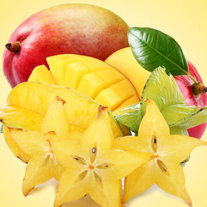 Spin Swirl Soap Recipe: Star Fruit and Mango Fragrance Oil