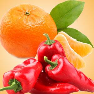 Powerful Fragrance Oils: Sweet Orange Chili Pepper Fragrance Oil