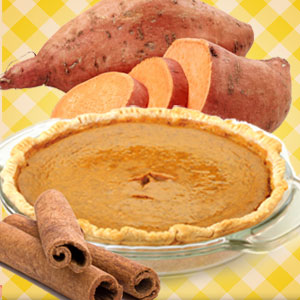 Pie Fragrance Oils: Sweet Potato Pie Fragrance Oil
