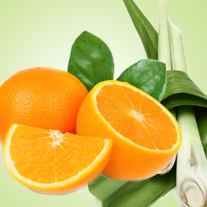 Tangerine Lemongrass Fragrance Oil