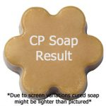 NG Cashmere & Silk Type Fragrance Oil CP Soap Discoloration