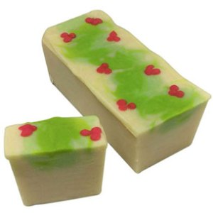 Coconut Soap Recipes: Mistletoe Cold Process Soap Recipe