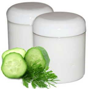 Handmade Lotion Recipes: Cucumber Cream Recipe