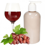 Home Spa Day Ideas Wine Lotion Recipe