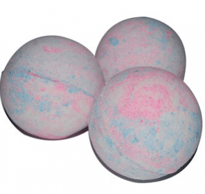 Castor Oil Recipes Cotton Candy Bath Bomb Recipe