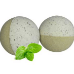 25 Ways to Use Peppermint: Sinus Relief Bath Bomb Recipe