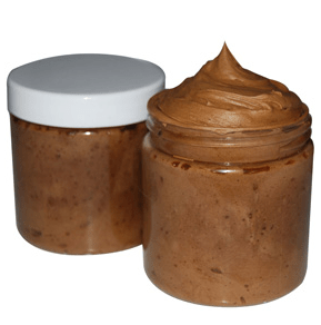 40 Homemade Sugar Scrub Recipes: Chocolate Foaming Body Frosting Recipe