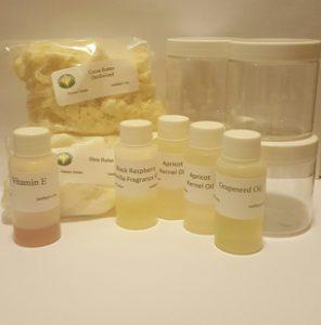 Black Raspberry Vanilla Body Butter Kit