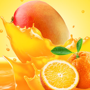 Popular Orange Fragrance Oils: Mango & Mandarins Fragrance Oil