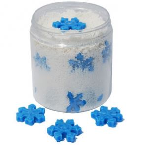 Candle Making for Kids: Glistening Snowflakes Potpourri Recipe