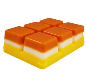 24 Ways to Scent Your Home Candy Corn Clamshell Tarts Recipe