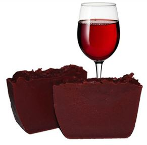 Soap Making Ideas: Wine Cold Process Soap Recipe