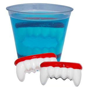 How to Make Soap for Kids: Dracula's Dentures Recipe