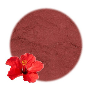 Herbs for Soap and Cosmetics Hibiscus Flowers Powder