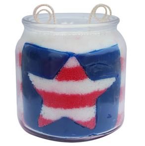 Granulated Candle Wax Recipes Independence Day Candle Recipe