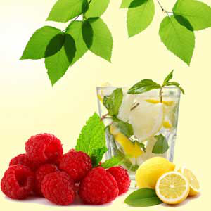 Strong Citrus Fragrance Oils Raspberry Lemonade Fragrance Oil