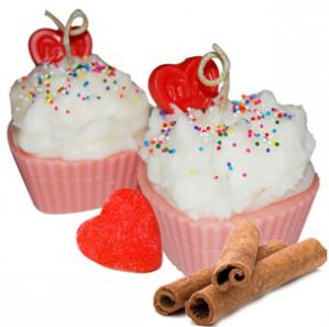 20 Valentine's Day Crafts Valentine's Day Cupcake Candle Recipe