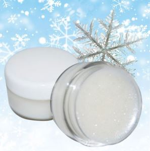 Winter Beauty Care: Winter Wonderland Lip Balm Recipe