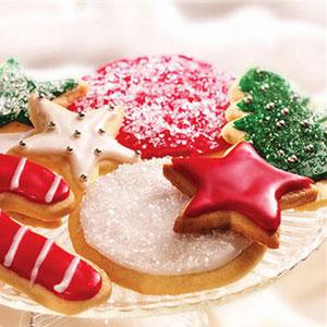 Fragrance Oils for Winter:Christmas Cookies Fragrance Oil