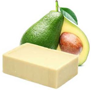 Gentle Avocado Cold Process Soap