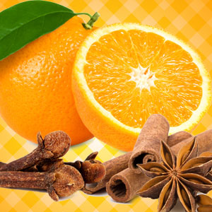 Strong Citrus Fragrance Oils Orange Clove Fragrance Oil