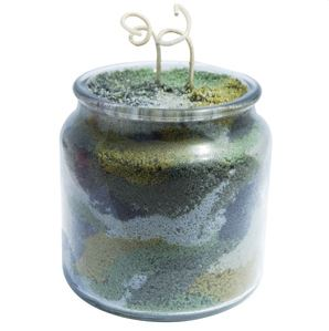Granulated Candle Wax Recipes Green Camouflage Candle Recipe