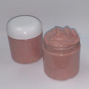 Whipped Rose Clay Shaving Soap Recipe