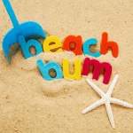 Funny Candle Scents Beach Bum Fragrance Oil