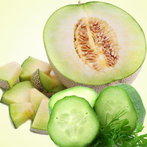 Fragrance Oils for Saint Patricks Day: Cucumber & Melons Fragrance Oil