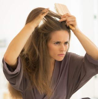 Best Oils For Your Hair Type Premature Graying