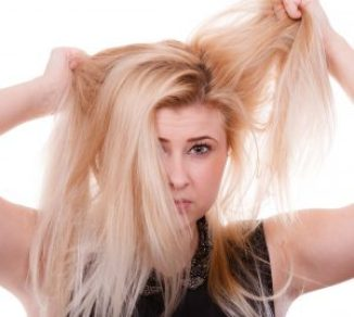 Best Oils For Your Hair Type Frizzy or Dry Hair