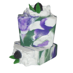 Our Favorite Bath and Body Recipes: Blackberry Sage Soap Recipe