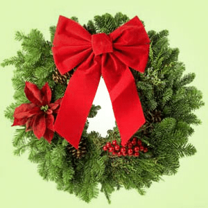 Fragrance Oils for Winter: Christmas Wreath Type Fragrance Oil