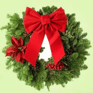 Fragrance Oils for Winter: Christmas Wreath Type Fragrance Oil