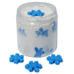25 Ways to Use Peppermint: Glistening Snowflakes Wax Potpourri Recipe