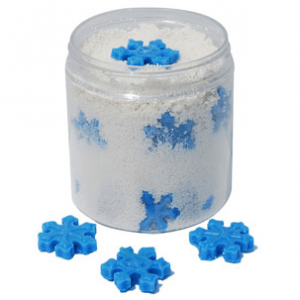 Candle Ideas for Christmas: Glistening Snowflakes Potpourri Recipe