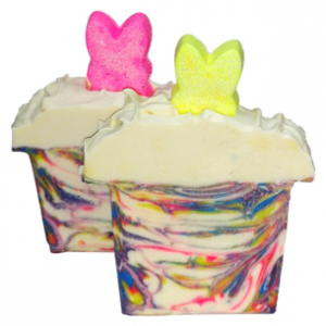 Crafts for Easter: Peeps Cold Process Soap Recipe