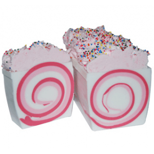 Soap Embed Ideas Peppermint Fluff Soap Recipe