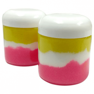 Winter Crafts for Adults:Pink Lemonade Scrub Recipe
