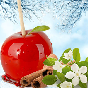 Fragrance Oils for Winter: Wintery Candy Apple Fragrance Oil