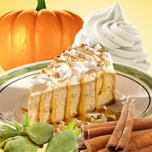 20 Halloween Fragrance Oils: Pumpkin Cheesecake Fragrance Oil