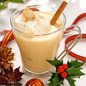 Fragrance Oils for Winter: Eggnog Fragrance Oil