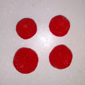 Strawberries and Champagne CP Soap Recipe: Prepare Your Strawberry Embeds