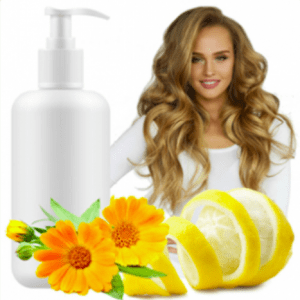Calendula Skin Care Recipes: Hair Conditioner Recipe For Blondes